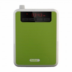 Rolton K300 Portable Voice Amplifier Teaching Microphone Waist Band Clip