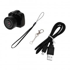 Small Mini Full HD Camera Camcorder Video Recorder DVR Webcam for Security