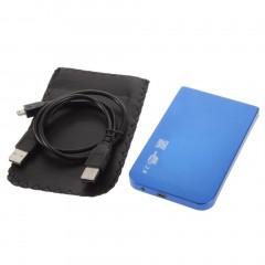 USB 2.0 HDD Hard Drive 2.5 Inch SATA External Enclosure Mobile Disk Box