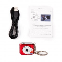 Portable HD 1280*720 Mini Camera  X3 Multifunctional Removable Disc Pc Camera