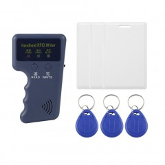 Safety Handheld 125KHz RFID Copier Writer RFID Duplicator EM ID Copier