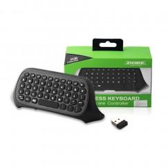 Wireless Keyboard For XBox One Mini Wireless 2.4GHz Keyboard Keypad Controller Black