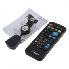Wireless PC USB Windows Media Center Remote Control Controller Up To 18M
