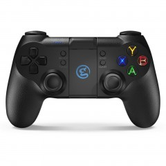 T1s Bluetooth Wireless Connection Gamepad Game Controller Indicator Joystick Black