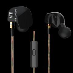 KZ HiFi Sport Headphones ATR Copper Driver In-Ear Earphones For Running