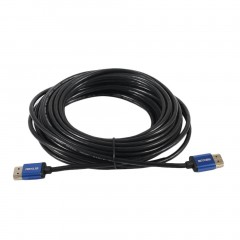 1M/3M/5M/10M Super Long Aluminum Alloy HDMI Cable Male To Male HDMI Cable Black