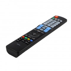 Black Plastic Replacement Remote Control For LG AKB72914207 TV Remote Control