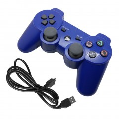 Classic Gaming Controller Console Gamepad for Playstation for Sony PS3
