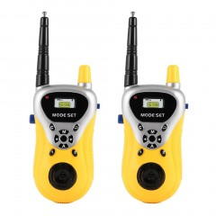 Intercom Electronic Walkie Talkie Kids Child Mini Toys Portable Two-Way Radio