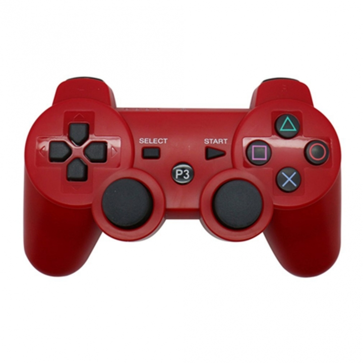 Classic Gaming Controller Wireless Console Gamepad for Playstation for Sony PS3