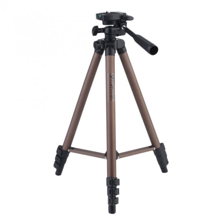 Camera Tripod Bracket Stand Holder With Rocker Arm For DSLR Cameras Camcorders
