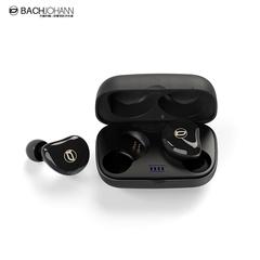 BACHJOHANN T7 Bluetooth Earphone In-Ear Bluetooth Luxury Earphone black