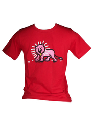 Kid Lion T-Shirt