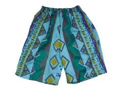African Print Design Shorts