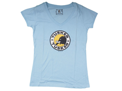 Tops With Tusker Logo Small Light Blue
