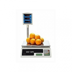 ACS 30kg Electronic Price Computing Weighing Scale Black ,Silver and White