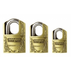 Quality Padlock Mindy Gold Small