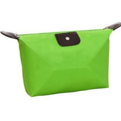 Water Proofing Makeup Bags Daily Collecting Bags Green Common Size