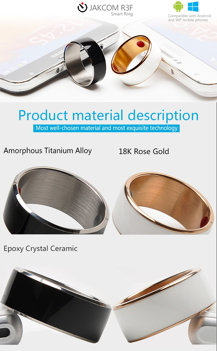 Smart ring R3 high-tech magic ring nfc ring Android mobile