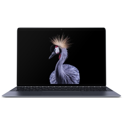 Chuwi Notebook 13.3 inch Windows 10  Intel Apollo Lake N4100 Quad Core 4GB RAM DDR4 64GB EMMC silver 4g+64g
