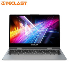 TECLAST 13.3-inch thin and light notebook 6GB/128G solid state drive / full HD IPS screen silver 6g+120g ssd