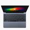Chuwi Notebook 13.3 inch Windows 10  Intel Apollo Lake N4100 Quad Core 4GB RAM DDR4 64GB EMMC silver 4g+64g