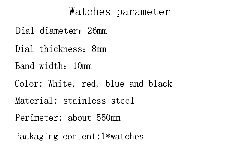 2018 Women watches luxury Analog Alloy Quartz Watch PU Leather Bracelet Watches white 1