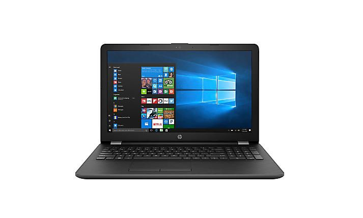 HP 15 Celeron, 4GB RAM, 500GB HDD, new laptop black 15.6