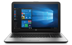HP 250 G4 Celeron, 4GB RAM, 500GB HDD black 15.6