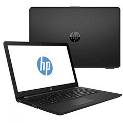 HP 15 Notebook intel celeron black 15.6
