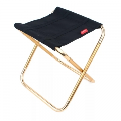 Outdoor folding chair aluminum alloy fishing barbecue camping portable ONE one size