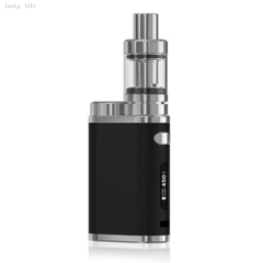 75WEleaf Electronic Vape E Pen Cigarettes Vapor iStick Pico Starter Kit Portable black with battery