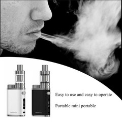 75WEleaf Electronic Vape E Pen Cigarettes Vapor iStick Pico Starter Kit Portable black without battery
