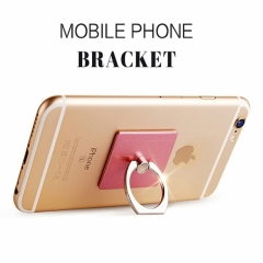 Fashion Back ring bracket for mobile phone 360 Degree Rotating Finger random one size