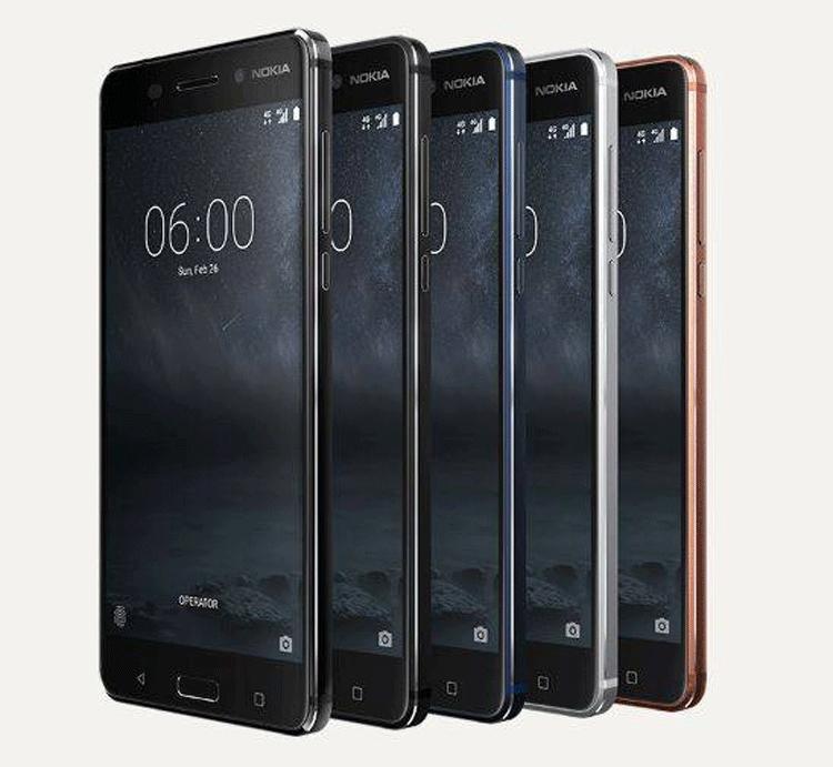 "Refurbished phone Nokia 6 – 5.5"" - 64 GB ROM – 3.5GB RAM – 16MP+8MP Camera – Dual SIM Smartphone black 4"