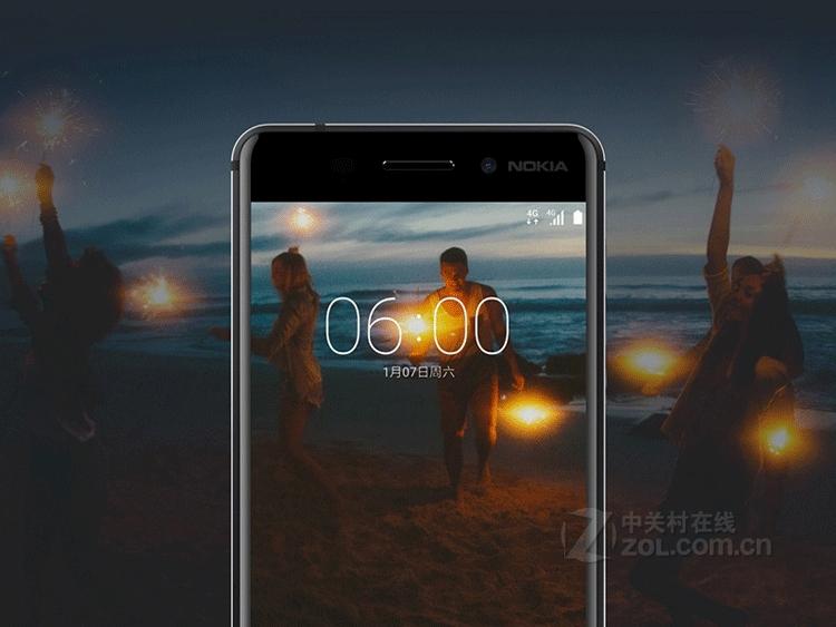 "Refurbished phone Nokia 6 – 5.5"" - 64 GB ROM – 3.5GB RAM – 16MP+8MP Camera – Dual SIM Smartphone black 8"