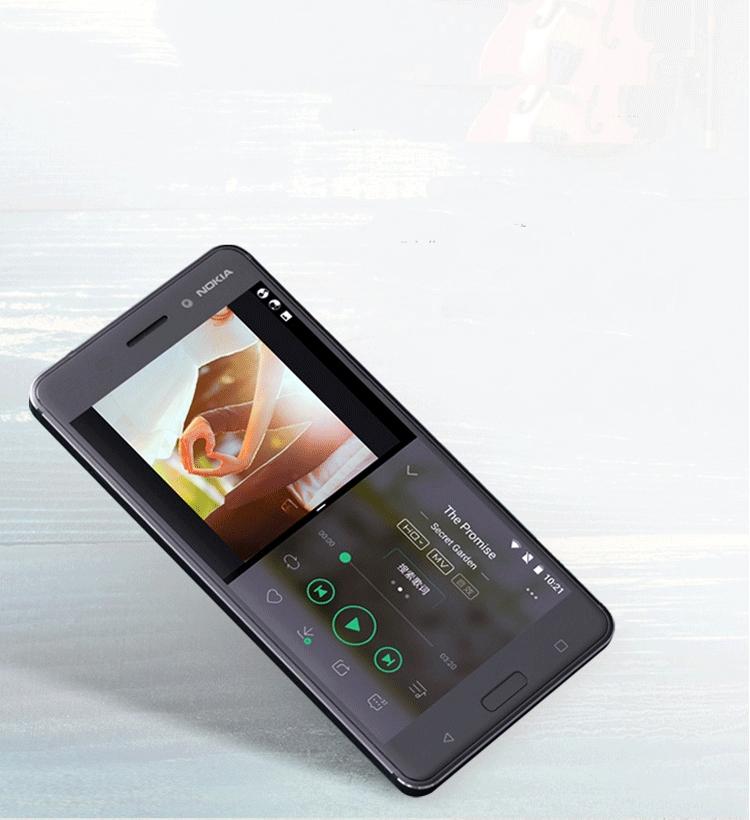 "Refurbished phone Nokia 6 – 5.5"" - 64 GB ROM – 3.5GB RAM – 16MP+8MP Camera – Dual SIM Smartphone black 6"