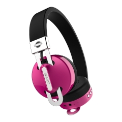 Item: M 8 2018 fashion stereo sound wireless headset sport wireless bluetooths headphone rose