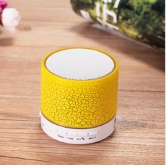 Item: A 9 Low price portable music bluetooths shower BT speaker wireless wifi speaker Christmas gift orange 6.2*6.2*6