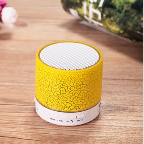 A 9 Low price portable music bluetooths/ TF card playback shower BT speaker wireless wifi speaker orange 6.2*6.2*6