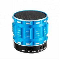 S28 Multimedia stereo sound wireless bluetooths speaker active outdoor bluetooths speaker blue 6*5*6