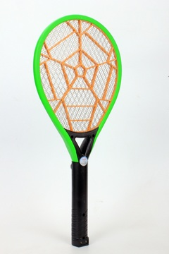 CX010J Electric Big Net AA battery operated mosquito killer racket for outdoor trip random 52*21 cm