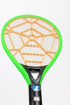 CX010C AA battery fly killer bat mosquito racket zapper killer for in-outdoor trip random 18.5*47 CM