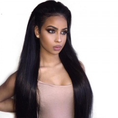 2018 New Synthetic Wigs Hair Wigs Women's Wigs Hair Straight 25 inch black 25 inch