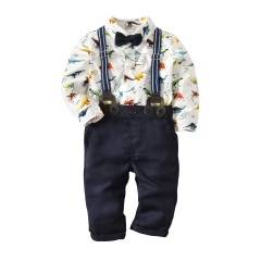 47bd7d43b Kilimall  Children Pajamas Baby Rompers Newborn Baby Clothes Long ...