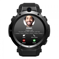 Thor S 3G GPS Smartwatch 1.39inch Android 5.1 MTK6580 1.0GHz 1GB+16GB Smart Watch BT 4.0 black x1