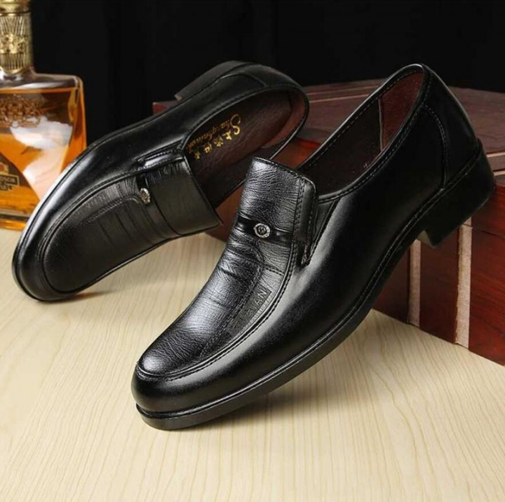 b094d281d4 Style Shoes Luxury Brand Men's Top Pu Leather Male Formal Loafers Moccasins  Hombre Zapatos black 38 leather: Product No: 1984116. Item specifics: Brand:
