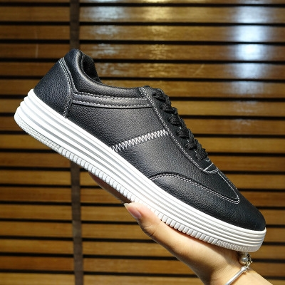 5b480e0534f5 small white shoes men s shoes sports casual fashion breathable light  comfortable joker shoes black 39  Product No  2022514. Item specifics   Brand