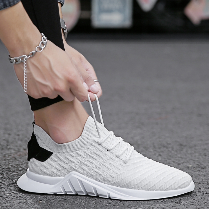 Casual Shoes Couple Lover Mens Mesh