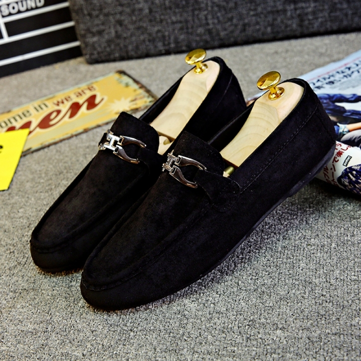 ea9fdd338 men casual moccasins mens driving shoes Slip-On loafers breathable fashion  suede flat doug shoes
